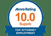 avvo New York lawyer rating