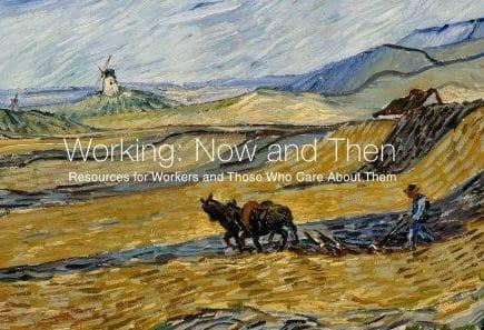 Vincent van Gogh Enclosed Field