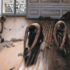Gustave Caillebotte, The Floor Scrapers (1875)