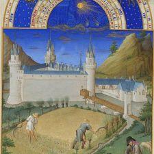 Très Riches Heures, c. 1412