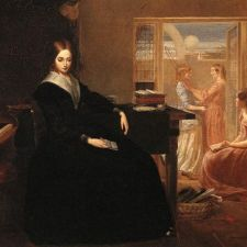 Richard Redgrave, The Governess (1844)