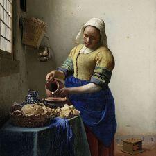 Johannes Vermeer, The Milkmaid (c.1660)